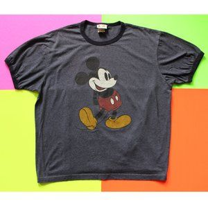 Vintage Walt Disney World Mickey Mouse T-Shirt